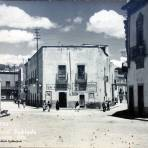 Plaza Manuel Doblado Guanajuato.