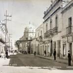 Avenida de La Independencia Oaxaca.
