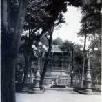 El Zocalo.
