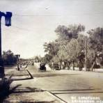 Avenida Cuahutemoc  Chihuahua ( Circulada el 16 de Febrero de 1943 ).