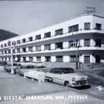 Hotel La Siesta.