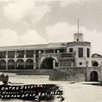 Centro escolar Horacio Zuniga.