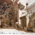 San Angel Inn Oratorio. ( Circulada el 25 de Abril de 1919 ).