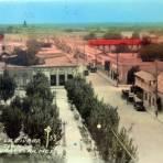 Panorama de la Ciudad.( Circulada el 6 de Junio de 1944  ).