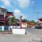 Calles Rafael Nieto y Augusto C. Sandino