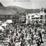 Dia de Mercado en Santiago Tianguistenco, Estado de México.