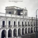 Palacio Municipal.Juchitán de Zaragoza  Oaxaca.