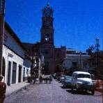 La Iglesia de Puerto Vallarta, Jalisco 1969.