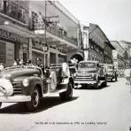 Desfile del 16 de Septiembre de 1956  en Córdoba, Veracruz