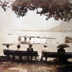Escena de el Lago.