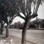 Escuela L. Vicario ( Circulada el 22 de Enero de 1943 ).