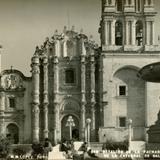 Detalle de la catedral de Saltillo