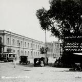 Prisión militar de Santiago Tlatelolco (1914)