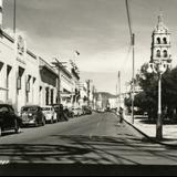 Plaza principal y cateral de Durango