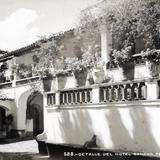 Detalle del Hotel Rancho Telva