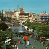 Vista de Guadalajara en los años 70