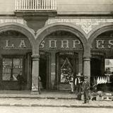 Tienda La Sorpresa (circa 1908)