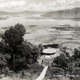 Vista del Lago de Pátzcuaro