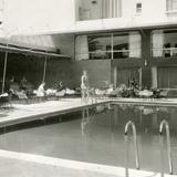 Alberca del Hotel Ambassador