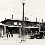 Estación del Ferrocarril Nacional