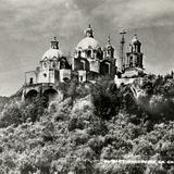 El santuario desde la Capilla Real