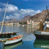 Bella vista del puerto de Guaymas (1952)