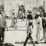 Indios yaquis en prisión (1908)