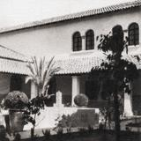 Jardines del Hotel Playa de Cortés