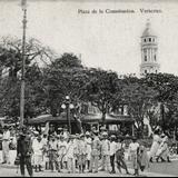Plaza de las Constitución