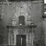 Fachada de la casa de los Montejo