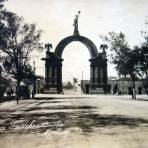 Arco Independencia.