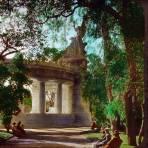 Monumento en La Alameda.