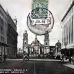 Avenida 20 de Noviembre ( Circulada el 1 de Julio de 1938 ).