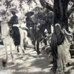 Tipos Mexicanos dia de Mercado. (  1906 ).