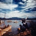Vida Cotidiana Janitzio, Michoacán 1954.