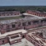 Cuadrángulo de las Monjas - Uxmal, Yucatán