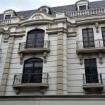 Edificio de estilo francés