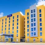 Hotel Comfort INN, ciudad Delicias.