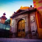 Mausoleo de Tresguerras / Capilla de los Dolores