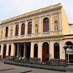 Teatro Ignacio de la Llave.