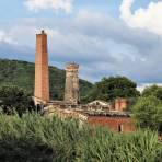 Ruinas de un ingenio azucarero